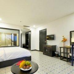 Отель Hoi An Waterway Resort 3* Номер Делюкс с различными типами кроватей фото 10