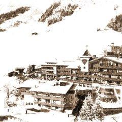 Alpenbad Hotel Hohenhaus фото 8