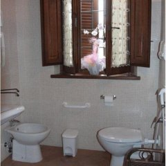 Отель B&B La Torretta Сполето ванная