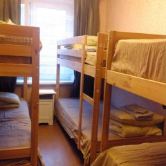 Dorozhny Dom Hostel Кровать в общем номере с двухъярусной кроватью