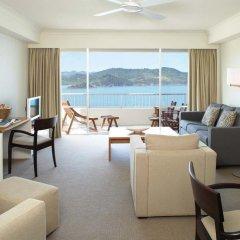 Reef View Hotel 4* Люкс с различными типами кроватей фото 2