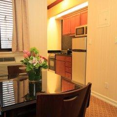 Апартаменты Radio City Apartments в номере