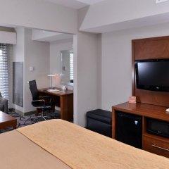 Отель Comfort Inn & Suites Frisco - Plano 2* Стандартный номер с различными типами кроватей фото 2