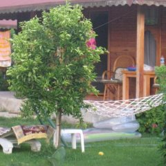 Отель Cirali Almira Bungalow Кемер бассейн