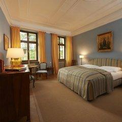 Отель Schloss Englar Аппиано-сулла-Страда-дель-Вино комната для гостей фото 5