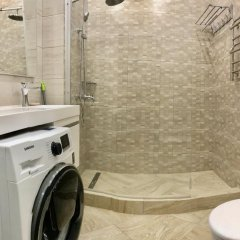 Апартаменты Apartments Deluxe Сочи ванная фото 2