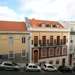 Апартаменты Olive Studio at Principe Real Лиссабон парковка