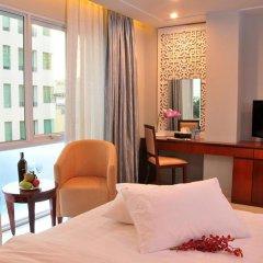White Lotus Hotel 3* Люкс с различными типами кроватей фото 5