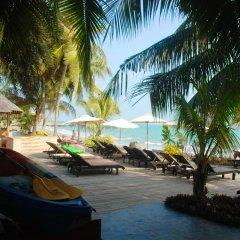 Отель Lomtalay Chalet Resort пляж фото 2