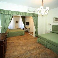Отель Residenza Ponte SantAngelo 3* Стандартный номер с различными типами кроватей фото 5