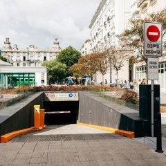 Отель Art Suite Испания, Сантандер - отзывы, цены и фото номеров - забронировать отель Art Suite онлайн парковка