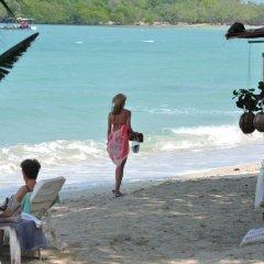 Отель Samui Honey Cottages Beach Resort 3* Номер Делюкс с различными типами кроватей фото 16