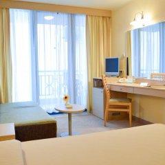Отель Славуна 3* Стандартный номер с различными типами кроватей фото 9