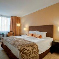 Отель Aquincum Улучшенный номер с различными типами кроватей фото 2