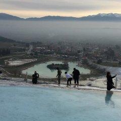 Ozbay Hotel Турция, Памуккале - отзывы, цены и фото номеров - забронировать отель Ozbay Hotel онлайн бассейн