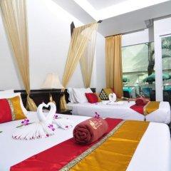 Отель Baan Karonburi Resort 4* Номер Делюкс двуспальная кровать фото 15