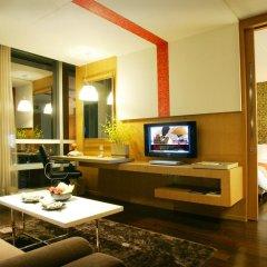 Pathumwan Princess Hotel 5* Представительский люкс с различными типами кроватей фото 3