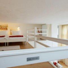 Апартаменты Studio Boom apartment сейф в номере
