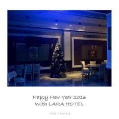 Отель Лара интерьер отеля фото 2