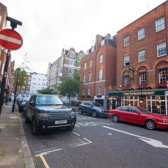 Отель Bloomsbury Residences Великобритания, Лондон - отзывы, цены и фото номеров - забронировать отель Bloomsbury Residences онлайн парковка