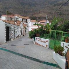 Отель Casa Elisa Canarias парковка