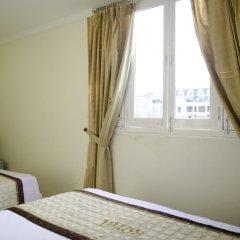 Blue Moon Hotel 2* Стандартный семейный номер с двуспальной кроватью фото 3