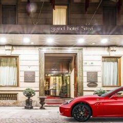 Grand Hotel Sitea парковка