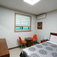 Отель Amiga Inn Seoul 2* Стандартный номер с различными типами кроватей фото 10