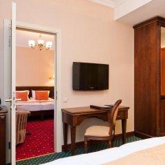 Гостиница Традиция 4* Стандартный семейный номер с разными типами кроватей фото 2