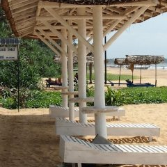 Отель Thiranagama Beach Hotel Шри-Ланка, Хиккадува - отзывы, цены и фото номеров - забронировать отель Thiranagama Beach Hotel онлайн