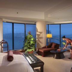 KB Hotel Qingyuan 5* Номер Премьер с двуспальной кроватью фото 5