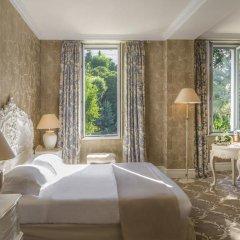 Hotel Chateau de la Tour 4* Номер Делюкс с разными типами кроватей фото 3