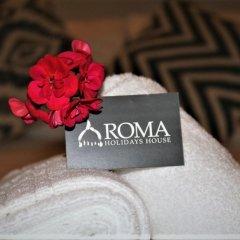 Апартаменты Riari Trastevere Apartment ванная