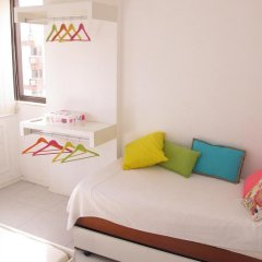 Отель Apt barramares 2 quartos vista mar Апартаменты с различными типами кроватей фото 42