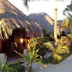 Отель Village Temanuata Французская Полинезия, Бора-Бора - отзывы, цены и фото номеров - забронировать отель Village Temanuata онлайн фото 25