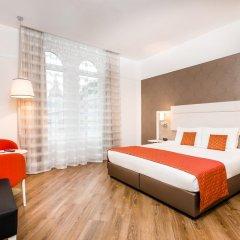 Отель Parlament 4* Стандартный номер с различными типами кроватей фото 12