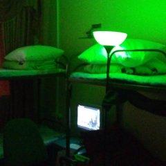 Central Hostel on Tverskoy-Yamskoy Кровать в общем номере с двухъярусной кроватью фото 5