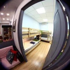 Fantomas Hostel Кровать в общем номере двухъярусные кровати фото 3