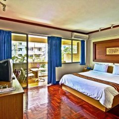 Отель Stable Lodge 3* Номер Делюкс разные типы кроватей фото 3