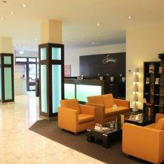 Отель Fleming'S Schwabing Мюнхен интерьер отеля фото 2