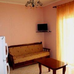 Отель Amelia Apartments Албания, Ксамил - отзывы, цены и фото номеров - забронировать отель Amelia Apartments онлайн комната для гостей фото 3