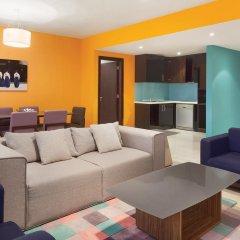 Ramada Hotel & Suites by Wyndham JBR 4* Апартаменты с 2 отдельными кроватями фото 6