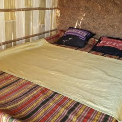 Отель INRA Champa Homestay Стандартный номер с различными типами кроватей фото 4