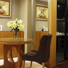 Отель Dan Executive Apartment Guangzhou Китай, Гуанчжоу - отзывы, цены и фото номеров - забронировать отель Dan Executive Apartment Guangzhou онлайн удобства в номере фото 2