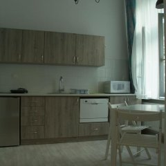 Hostel Lwowska 11 Апартаменты с различными типами кроватей фото 8