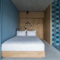 Placid Hotel Design & Lifestyle Zurich 4* Стандартный номер с различными типами кроватей фото 6