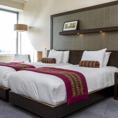 Отель Hilton London Canary Wharf 4* Представительский номер с различными типами кроватей фото 6
