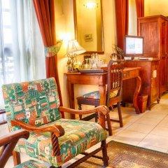 Africa House Hotel 4* Номер Делюкс с различными типами кроватей фото 5