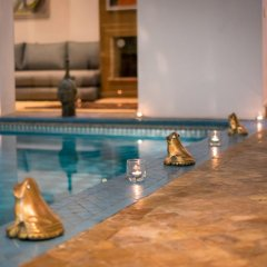 Отель Riad Zyo Марокко, Рабат - отзывы, цены и фото номеров - забронировать отель Riad Zyo онлайн бассейн фото 3