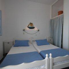 Hotel Galini 2* Улучшенный номер с двуспальной кроватью фото 10